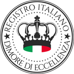 Marchio di Qualità del Registro Italiano delle Dimore Storiche di Eccellenza