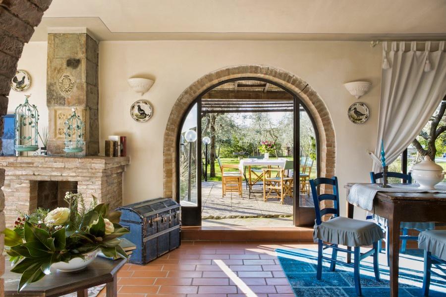 Villa Fillinelle - Registro Italiano delle Dimore Storiche di Eccellenza